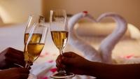 【大人の女子会】女性だけの贅沢時間〜スパークリングワイン&特製オードブル付〜<朝食付>