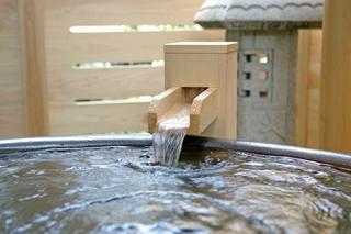 カラオケルーム付露天風呂付き客室総檜造り和室10+4畳和室