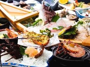 伊勢志摩グルメ旅♪ エビ三種料理が楽しめる「エビ三昧」プラン