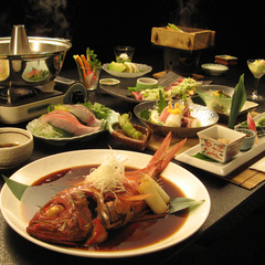 【記念日プラン】6 種から選べる特典付き〜大切な日を迎えるお客さまは〜伊豆会席膳