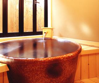 【特別室】桃生 和洋中60種 贅沢創作バイキングプラン 陶器風呂付