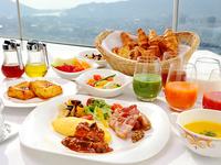 朝食付 和洋食ブッフェで始まる1日
