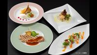 【冬春旅セール】夕朝食付 最上階レストランのきらめく夜景と味わう洋食ミニコース「TOSAフレンチ」