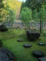 【限定1部屋】渓流傍の庭園と露天風呂・掘りごたつ・縁側付和室