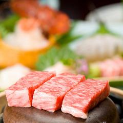 【瑞穂】≪ポイント10倍≫甲州牛の石焼きとワイン豚の蒸篭蒸しをお部屋で堪能