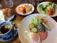 yazipenの1泊朝食付プラン 好評手作りパンとたっぷりお野菜の美味しい朝食