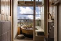 露天風呂付客室■和室8畳+掘炬燵(2食付)【Wi-Fi完備】