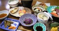 【夕食のみ】郷土料理&天然温泉100%のお湯でリラックス/朝食無しの1泊夕食付プラン