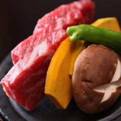 【和会席プラン】迷ったらコレ!季節の会席料理+A4ランク国産和牛の石焼きが付いた一番人気の会席プラン