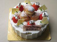 【記念日プラン】大切な方へのプレゼント★3大特典付き★デコレーションケーキオーダー可♪
