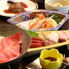 妙高山と日本海の美味しい山海の幸プラン♪お料理グレードUP!