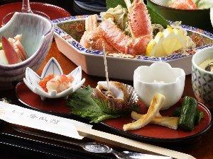 【平日限定】3大特典★貸切風呂無料&チェックアウト11時★旬なお食事を堪能!
