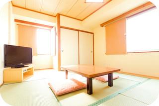 喫煙和室 館内設備【NHK映りません】
