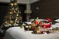 【期間限定!クリスマス☆2020】 装飾付きのクリスマス☆ルームで記念になる滞在を♪