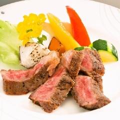 【酒知肉臨!】肉の質にこだわった霜降り『福島牛』ステーキプラン♪