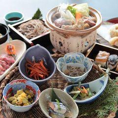 【肉い宿チャンピオン受賞プラン♪ポイント2倍】創作会津料理「いちりきあいづ」♪「馬のもつ鍋」は絶品♪