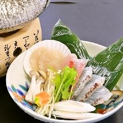 【2017秋 量より質重視の上質会席】松茸の土瓶蒸し♪キンキに福島牛♪良い物を少量味わうなら