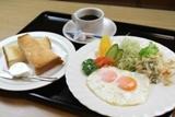 サウナ・大浴場付きカプセル(男性専用)洋朝食付