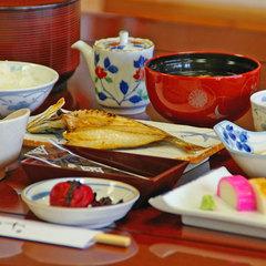 ☆ボリューム満点和朝食を頂く◆朝食付きプラン