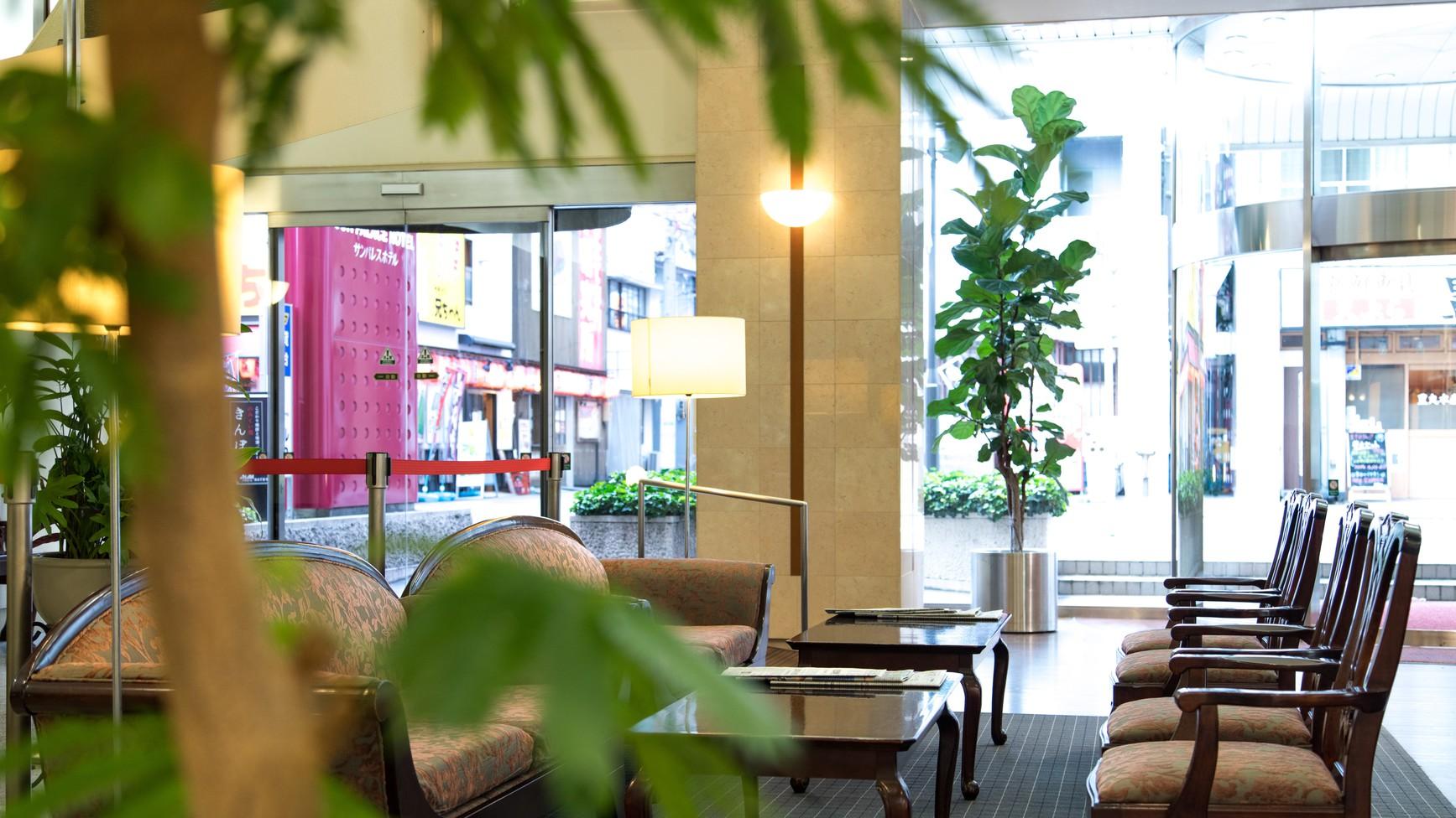 サンパレスホテル 関連画像 2枚目 楽天トラベル提供