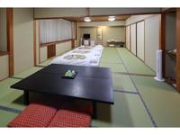 25畳のひろ〜〜〜い和室!