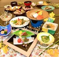 平日利用はお得に!松島季節の味覚膳 夕食&朝食付  〜平日限定〜