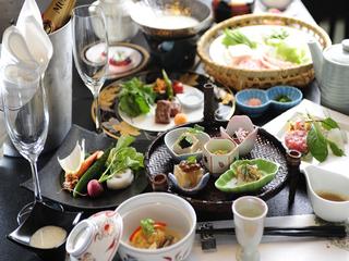 美食の宿でゆったり過ごす【2泊5食付】宿泊 Style