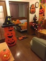 【ハロウィンプラン1泊2食付】ハロウィンルーム+バルーンプレゼントの期間限定プラン!!
