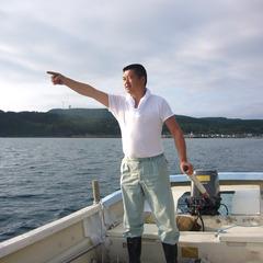 【北前船日本遺産おめでとう】漁船に乗って日本海の魚を釣り上げろ!!