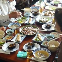 【北前船日本遺産おめでとう】漁船に乗って漁師体験&朝食は新鮮で豪快な漁師飯をどうぞ!