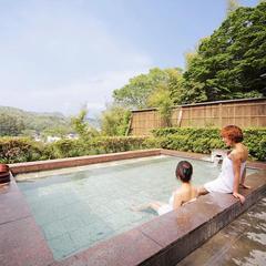 オススメ!◆人気(3-5階)のお部屋から四季を眺める♪◆温泉好きにはたまらない【貸切露天風呂】が無料