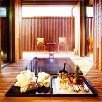 【離れ客室】天然温泉かけ流し露天風呂付ヴィラ 87平米 禁煙