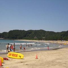 夏休み★ビーチプラン(朝、夕、部屋食)【夏得】磯遊びするなら逢ヶ浜!