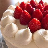 【記念日】ホールケーキ付き お祝いプラン<選べるメイン料理>