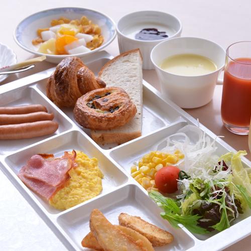 標準宿泊プラン・朝食付