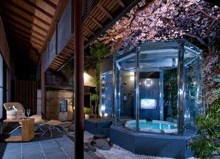 匠館・ 庭園露天風呂付貴賓室