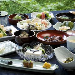 【タクシークーポン】2000円分付◆精進料理味わいプラン(2食付)