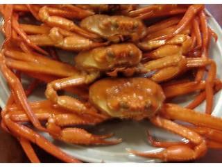★グリーンシーズンオススメプラン★ご夕食にカニ、山菜、季節の魚が楽しめます!