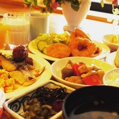 スタンダードプラン★朝食無料★大浴場&駐車場無料☆Wi-Fi使用可