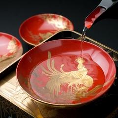 【慶事を華やかに/豪華5大特典付】還暦・古希・喜寿・米寿などのお祝いに/白山会席《個室お食事処》