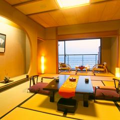 マイ露天で伊勢湾の景色を独り占め◆露天風呂付客室◆
