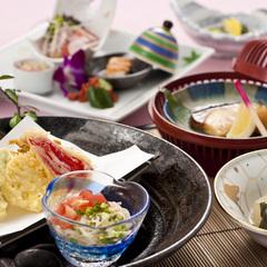【1泊2食/基本プラン】感動オーシャンビュー☆和洋コースから選べるディナー!