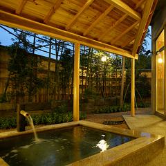【〜四季旬彩〜】移りゆく情景を眺めながら非日常の時間を♪テラス付露天風呂客室&月替わり旬の味覚