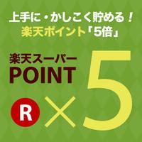 【出張・ひとり旅】ポイントUP 楽天ポイント5倍 スタンダードプラン (素泊り)