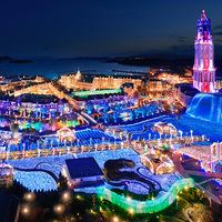 【ひとり旅】☆ハウステンボス1DAYパスポート付☆ようこそ光の王国へ☆素泊り