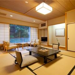 【利根川に面した10畳和室】お得な温泉旅行にお勧め◆