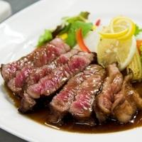 【魚もお肉も両方食べれる】ブランド牛【常陸牛】ステーキと地魚を食べつくすプラン!