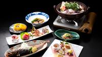【4/27まで延長!】本場のアンコウ鍋を楽しもう!茨城・冬の海の幸満喫スタンダードプラン!