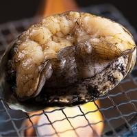 ☆脂トロットロのキンキの煮付けが食べたい!二ッ島だけの特大キンキ煮魚+アワビの踊り焼プラン