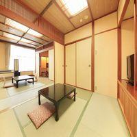 【当館スタンダード】大きな窓が特徴◆ゆったり和室12.5畳